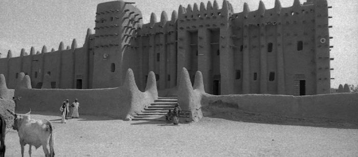 Architecture de terre © Alioune Bâ