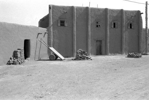 Architecture sans architecte en terre malienne © Alioune Bâ