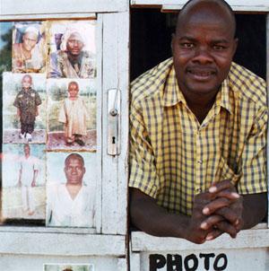 Mamadou Coulibaly © baptiste de ville d'avray