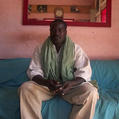 portrait Emmanuel Bakary Daou