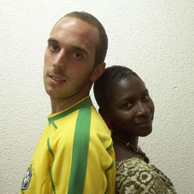 Camille et Fatoumata © afrique in visu