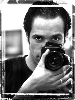 Autoportrait © Fouad Maazouz