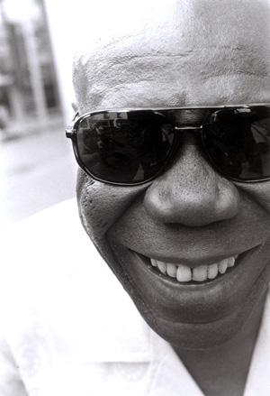 Manu Dibango © Samuel Nja Kwa
