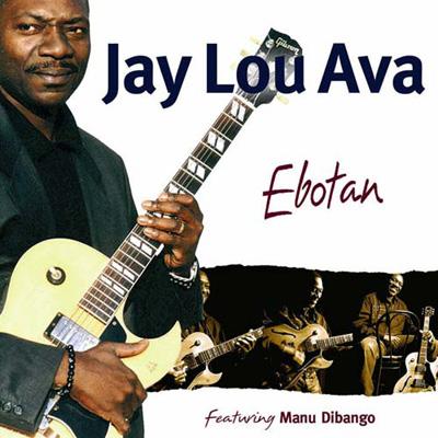 pochette de Jay Lou Ava © Samuel Nja Kwa