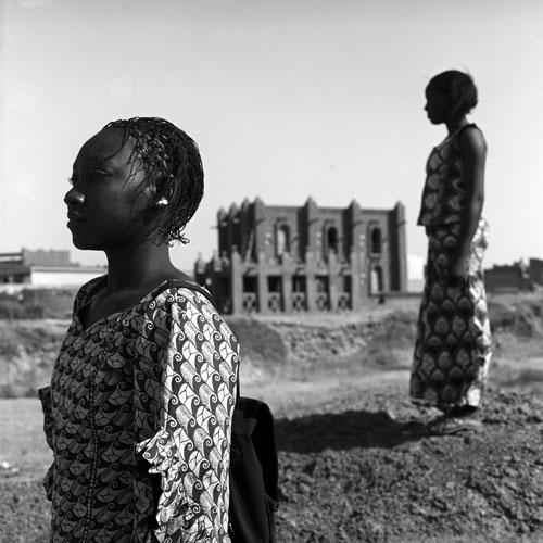 photographie issu de l'atelier Noir et Blanc avec Aliette Cosset © élèves