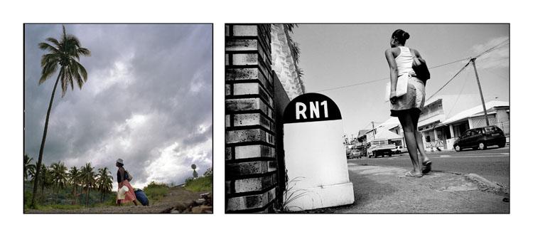 Série RN, La Réunion, 2008 © Charles Delcourt et David L