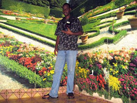 Studio Kiragi Bujumbura, 2008. © Rosario Mazuela/Jürg Schneider