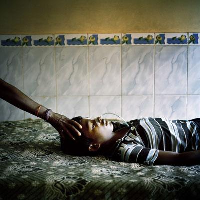 Malaria, India © William Daniels