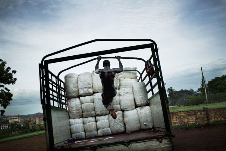 Malaria, Uganda © William Daniels