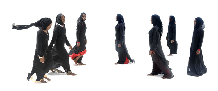 Elegance et Grâce © Angèle Etoundi Essamba