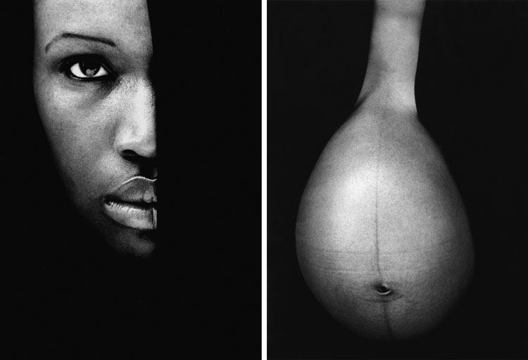 Noire © Angèle Etoundi Essamba