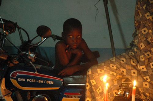 Noël à Porto Novo © Daniele Tamagni