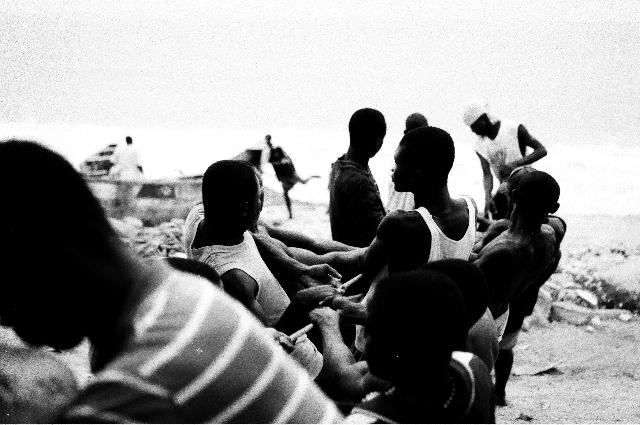 Danse contemporaine © Rafiy Okefolahan