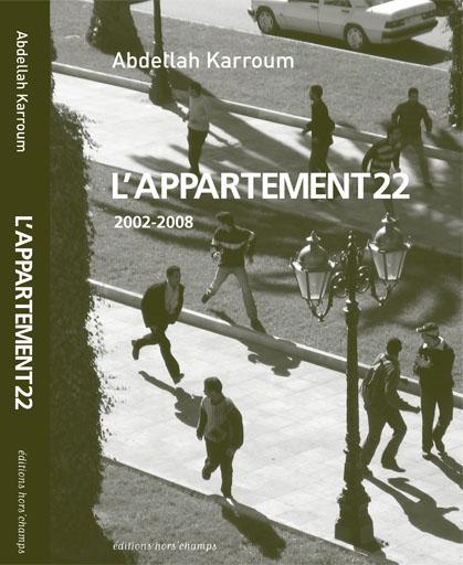 Couverture livre « L'appartement 22 », 2002-2008