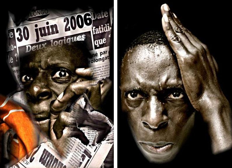 Au vécu quotidien du peuple congolais, un Regard positif © Nono Katanga Kacha