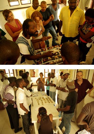 Atelier Accra © Baudouin Mounda