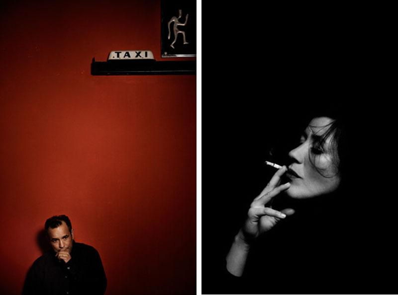 Karim Alaoui et Lamia Naji © Leila Alaoui