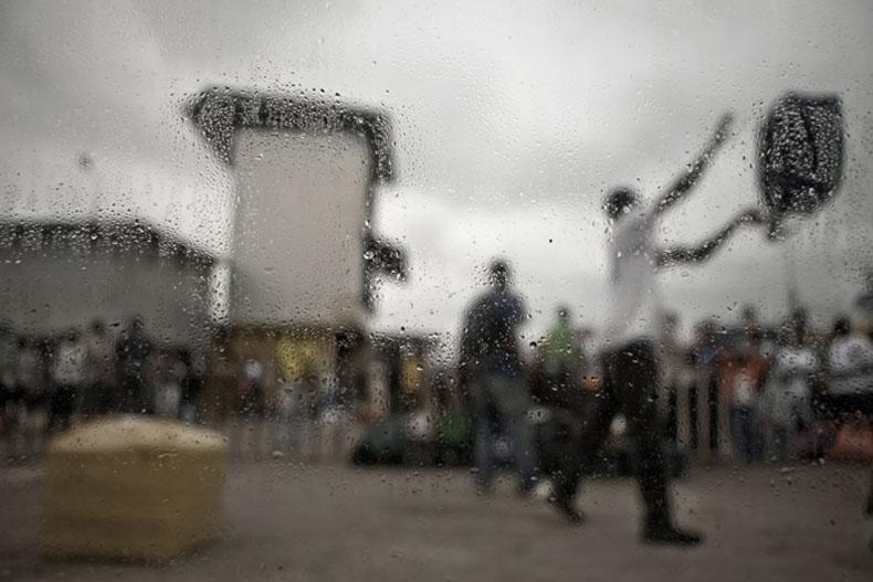 de Libreville à Port Gentils © Gwenn Dubourthoumieu