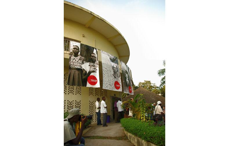 Vernissage du Musée du District © Fidisoa A.J. Ramanahadray