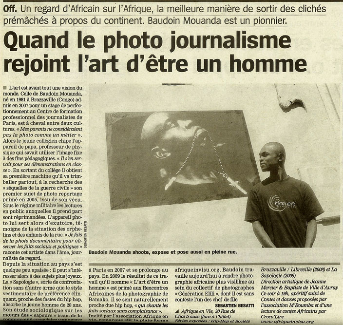 La Marseillaise, mercredi 7 juillet 2010
