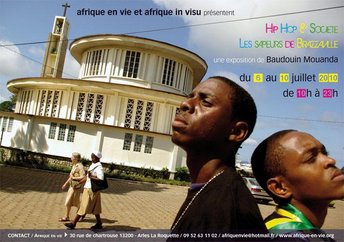 Fly expo Baudouin Mouanda