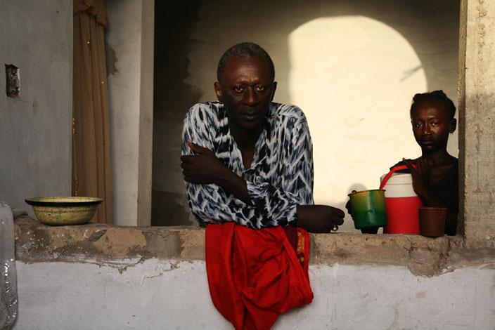 le chef de famille © Fatoumata Diabaté