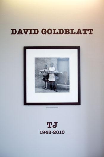 Exposition de David Goldblatt à la fondation HCB © Baptiste de Ville d'Avray