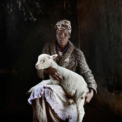 Regina Nelani. Barkly East, Eastern Cape, 27 July 2010 © Daniel Naudé | Coutesy Michael Stevenson Gallery