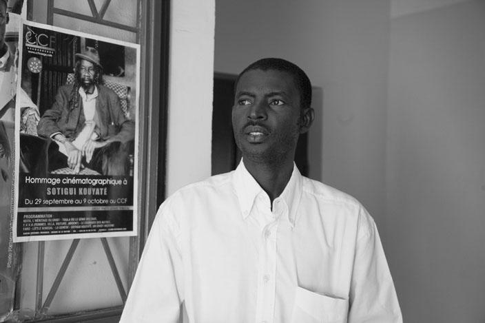 Cinéastes burkinabés, portrait de Kouka Aimé Zongo © Fatoumata Diabaté