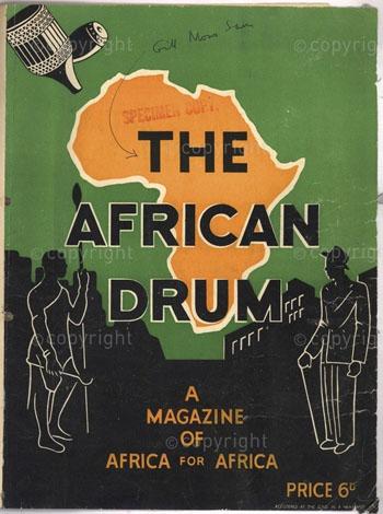 Le n°1, l' Afrique un continent quasi anonyme.