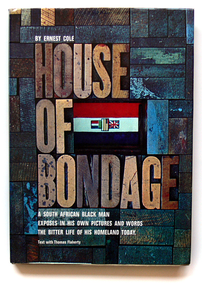 House of Bondage, Ernest Cole – Randhom House 1967