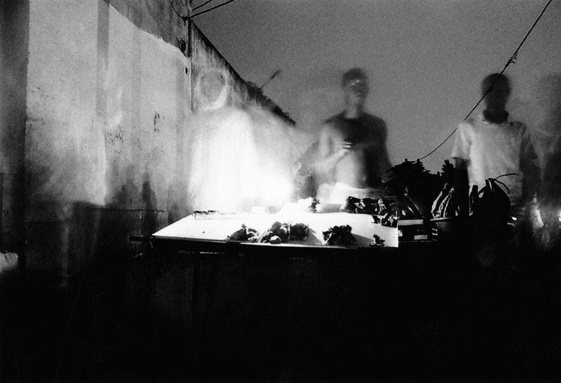 Brazza la Nuit - Bacongo 18h30 © Emilie Wattellier