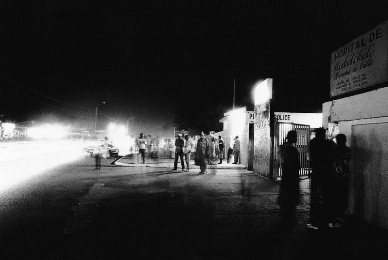 Brazza la Nuit - Makelekele 19h45 © Emilie Wattellier