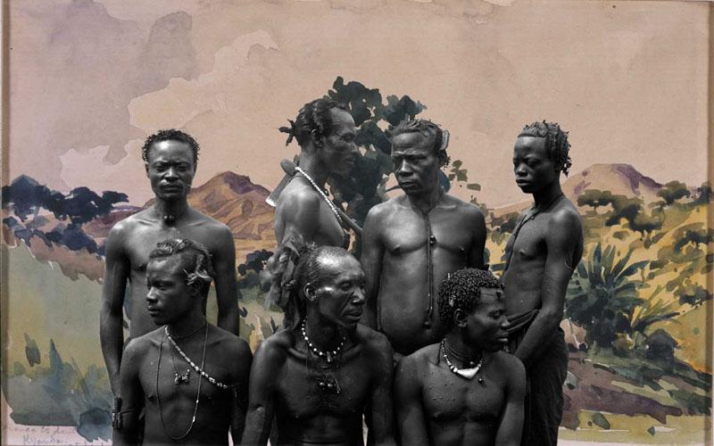 Congo Far West. Sans titre © Sammy Baloji