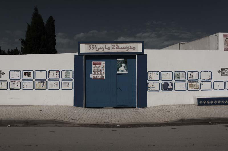 Sur les portes du changement © Marwen Trabelsi