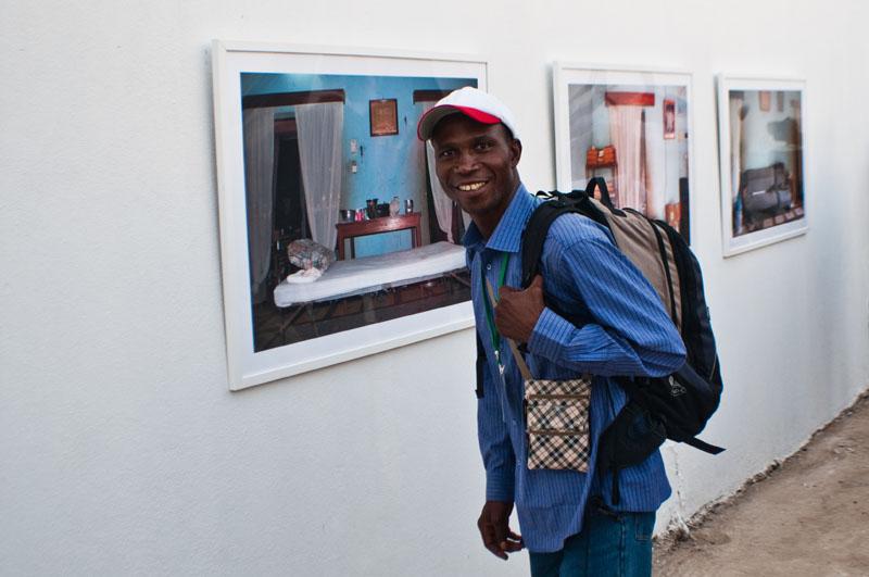 Francis Kodia, photographe congolais © Rodrig Mbock