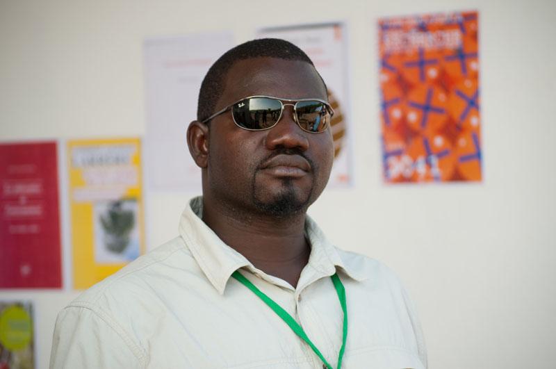 Abdoulaye Barry, photographe tchadien © Rodrig Mbock