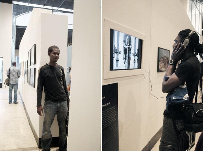 Exposition panafricaine au Musée national du Mali © Sophia Baraket