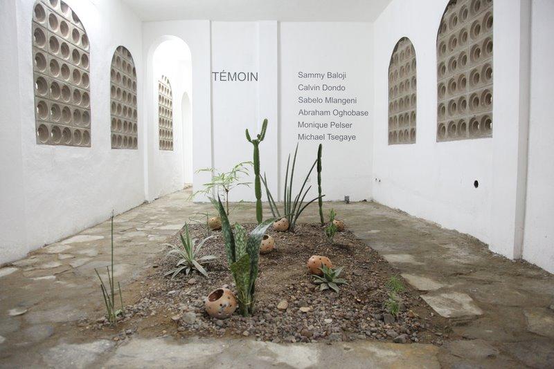 Vernissage de l'exposition Témoin à la galerie Medina © Sébastien Rieussec