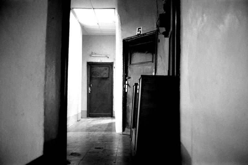 Ethiopian Hôtel, Gonder © Annabel Werbrouck