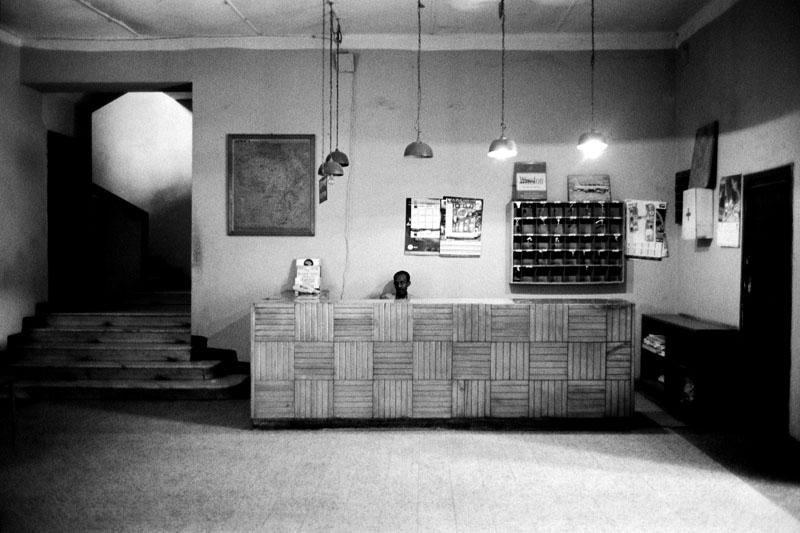 Terra Hôtel, Gonder © Annabel Werbrouck