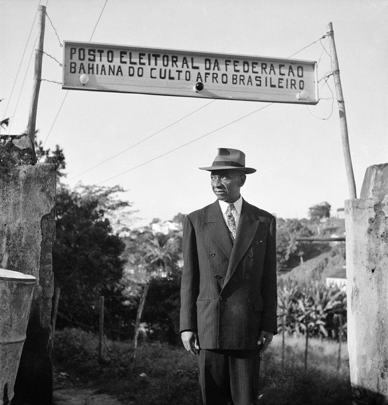Cérémeonies africaines - Salvador, Brésil - [1950-1951] © Pierre Verger