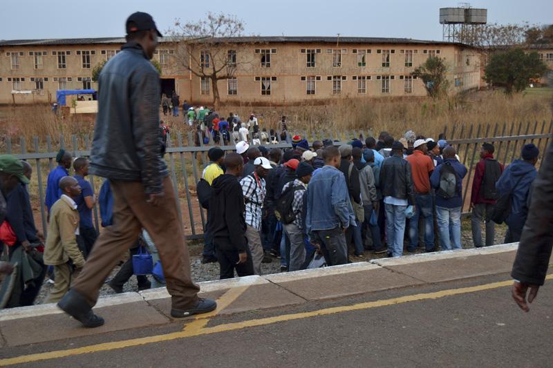 Zulu hostels © Lungile Zuma