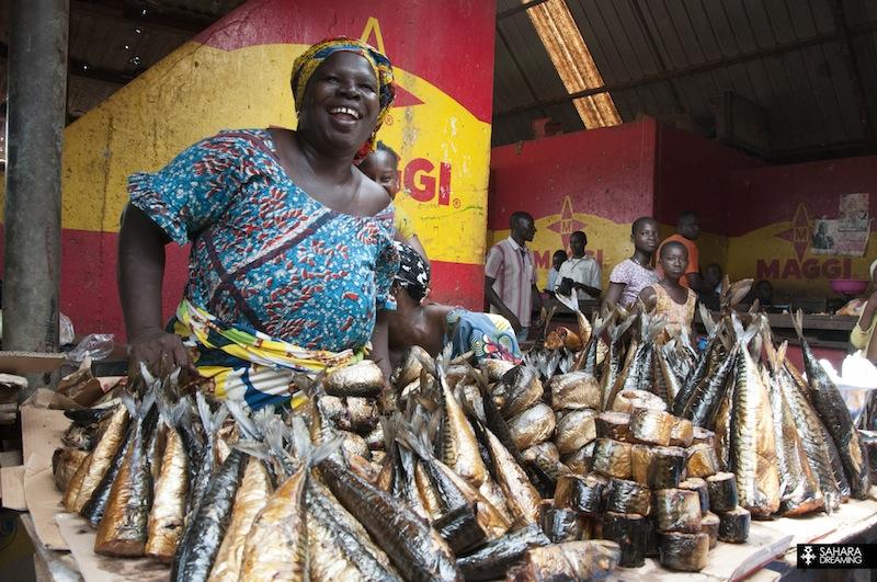 Côte d'Ivoire Food © Moustafa Cheaiteli