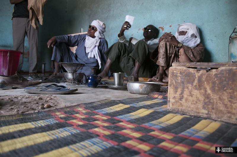 Niger Arlit Touareg © Moustafa Cheaiteli