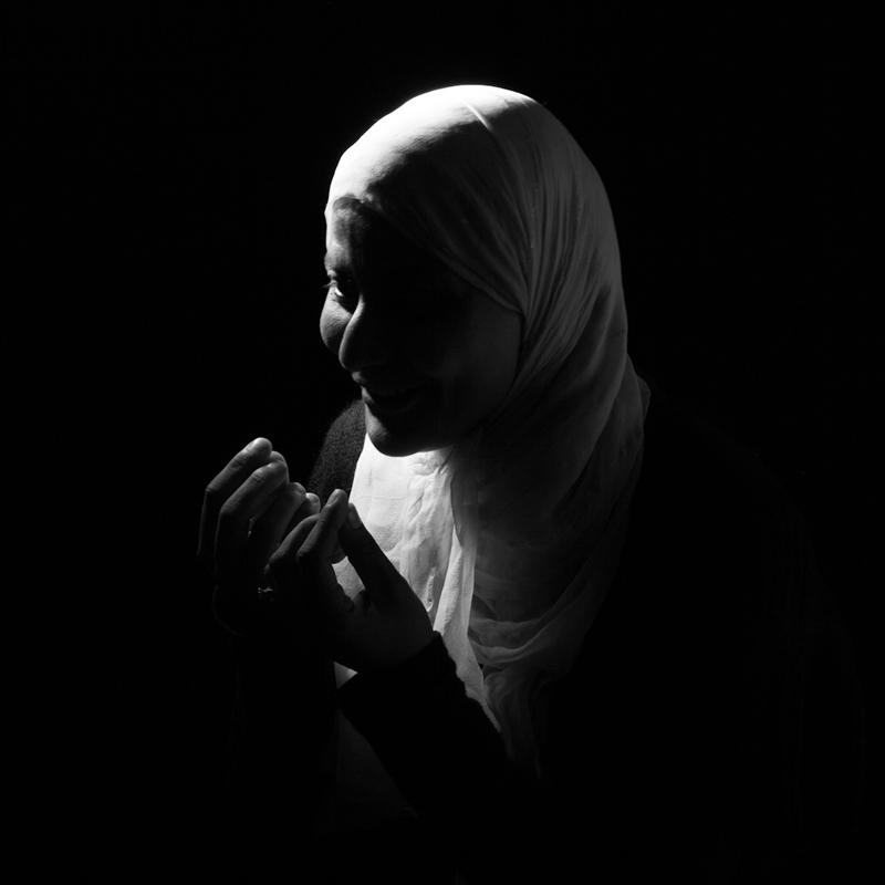 Sous le jasmin - Najet Gabsi © Augustin Legall