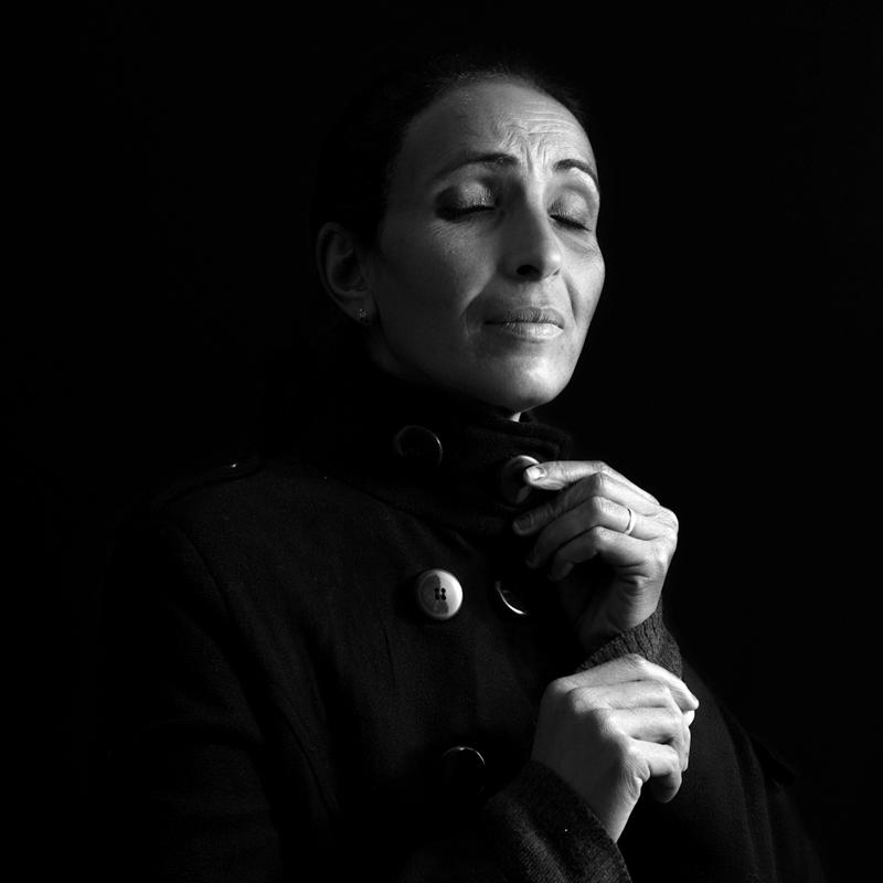 Sous le jasmin - Najoua Rezgui © Augustin Legall