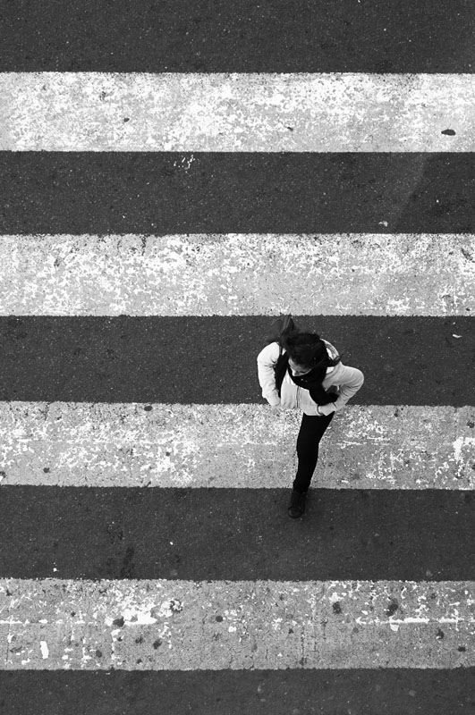 SANS TITRE # 1, série IN MOTION, 2012 ©Fayssal Zaoui