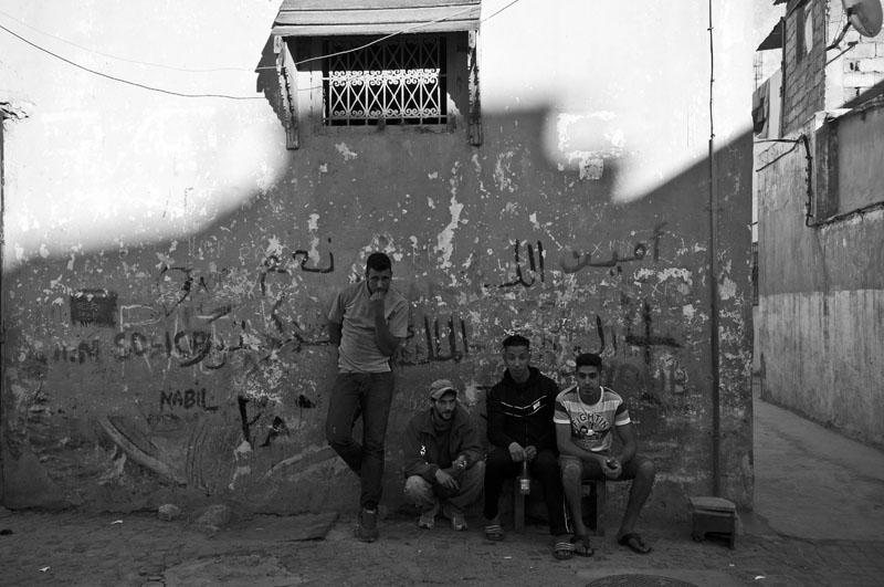 SANS TITRE # 8, série IN MOTION, 2013 © Fayssal Zaoui
