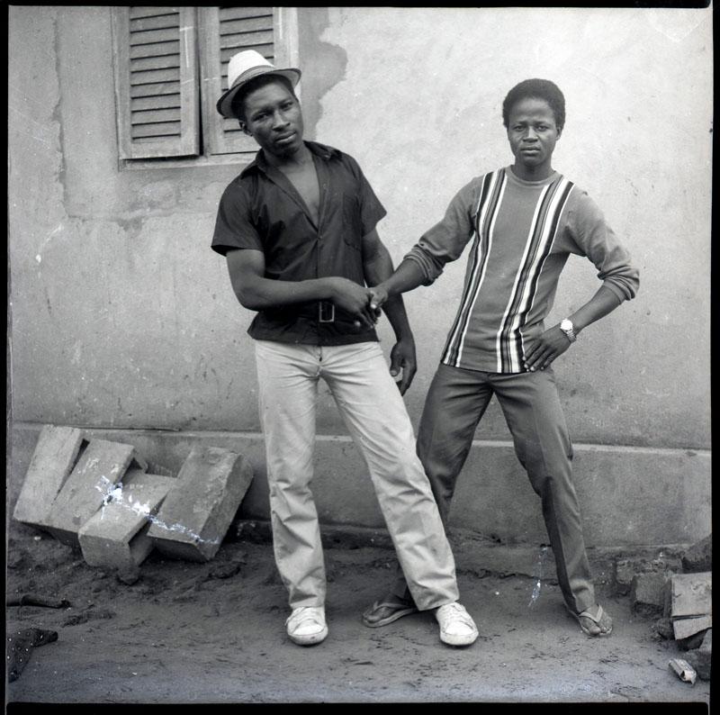 Deux frères, Abidjan © Clic Clac Baby